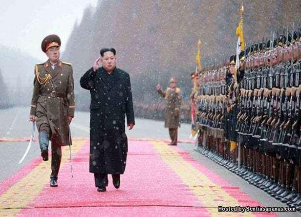 Amerika Serang Korea Utara