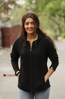 Actress Ritika Singh Stills at Guru Movie Success meet  0019.JPG