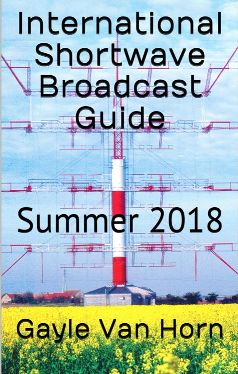 International Shortwave Broadcast Guide: Summer 2018