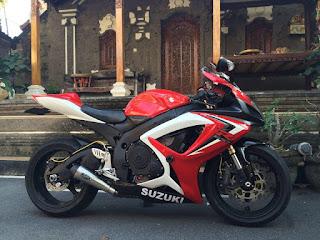 For Sale : Suzuki GSX 600 2007 K7 NP !! - DENPASAR