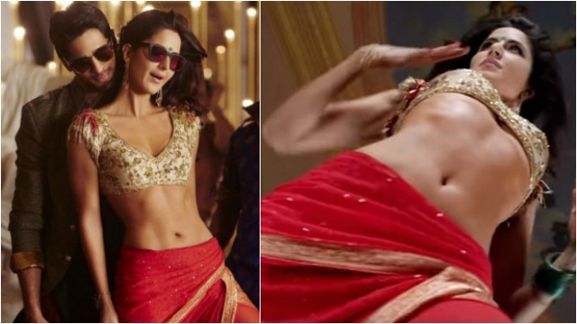 This Is What Katrina Kaif Had Before Filming the Kala Chashma Song !