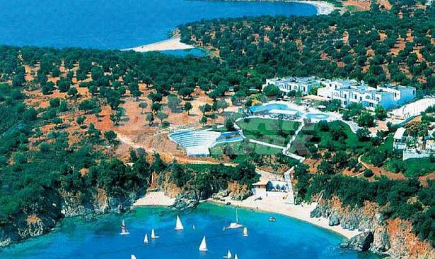 Μεγάλη τουριστική επένδυση στη Χαλκιδική