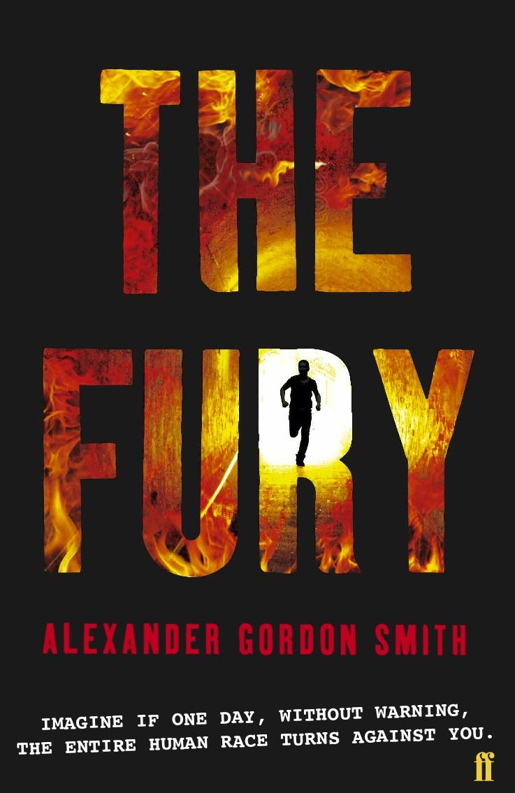 Author Interview & Giveaway: Alexander Gordon Smith