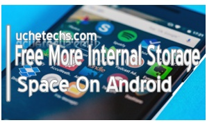 Increase Andriod Storage Space