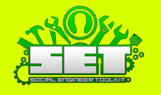 Hack Password dengan Social-Engineering Toolkit