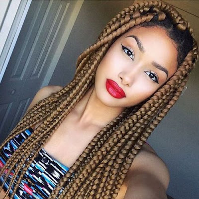 Dookie braids have come a long way from the playground 31 Amazing Dookie Braids Hairstyles Tutorials To Copy In 2019