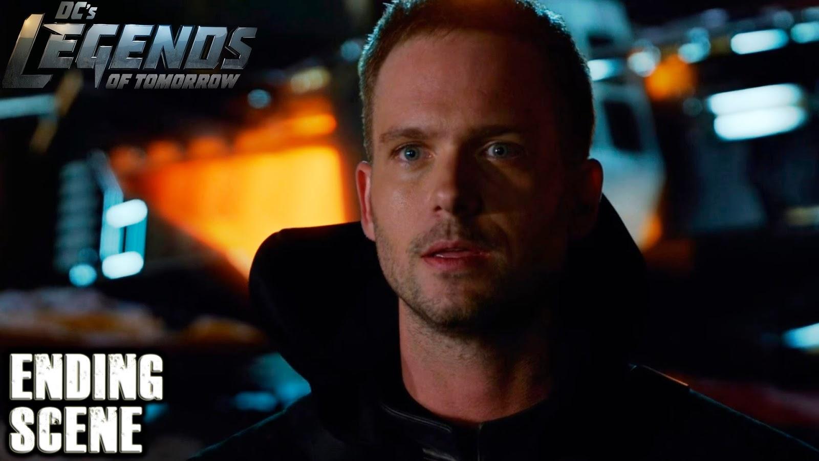 DC's Legends of Tomorrow S01E15 Destiny [2016] [Series