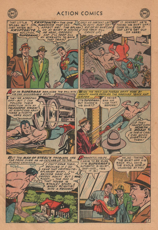 Action Comics (1938) 197 Page 9