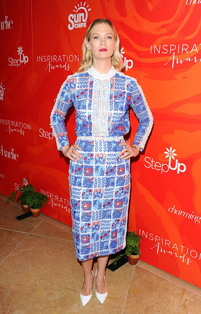 Actress, Model, @ January Jones - 13th Annual Inspiration Awards Los Angeles
