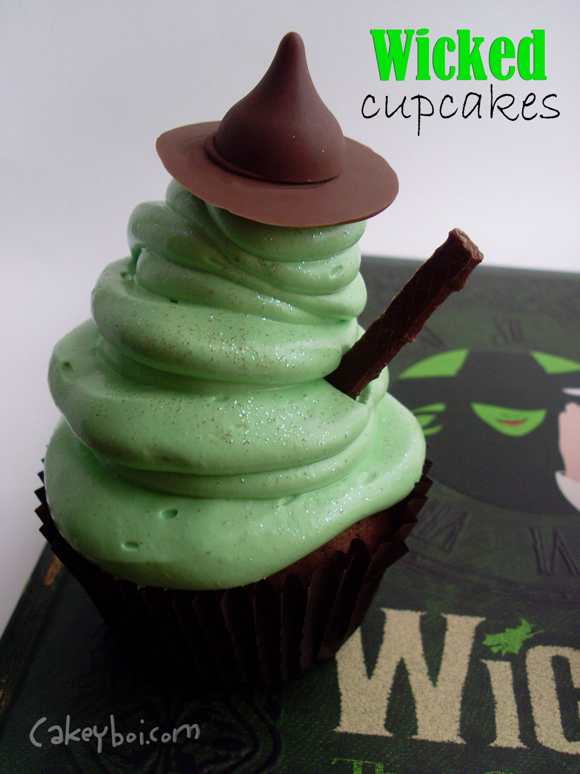 Cakeyboi Wicked Cupcakes