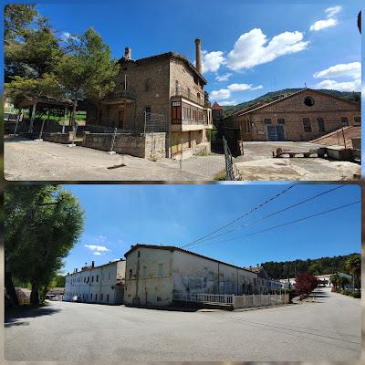 Colònies textils del Llobregat Cal Casas i Ametlla de Merola. Miscel·lània Vacarisses