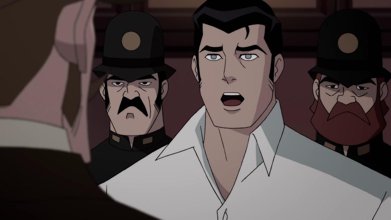 Batman: Gotham by Gaslight Release Date Revealed.