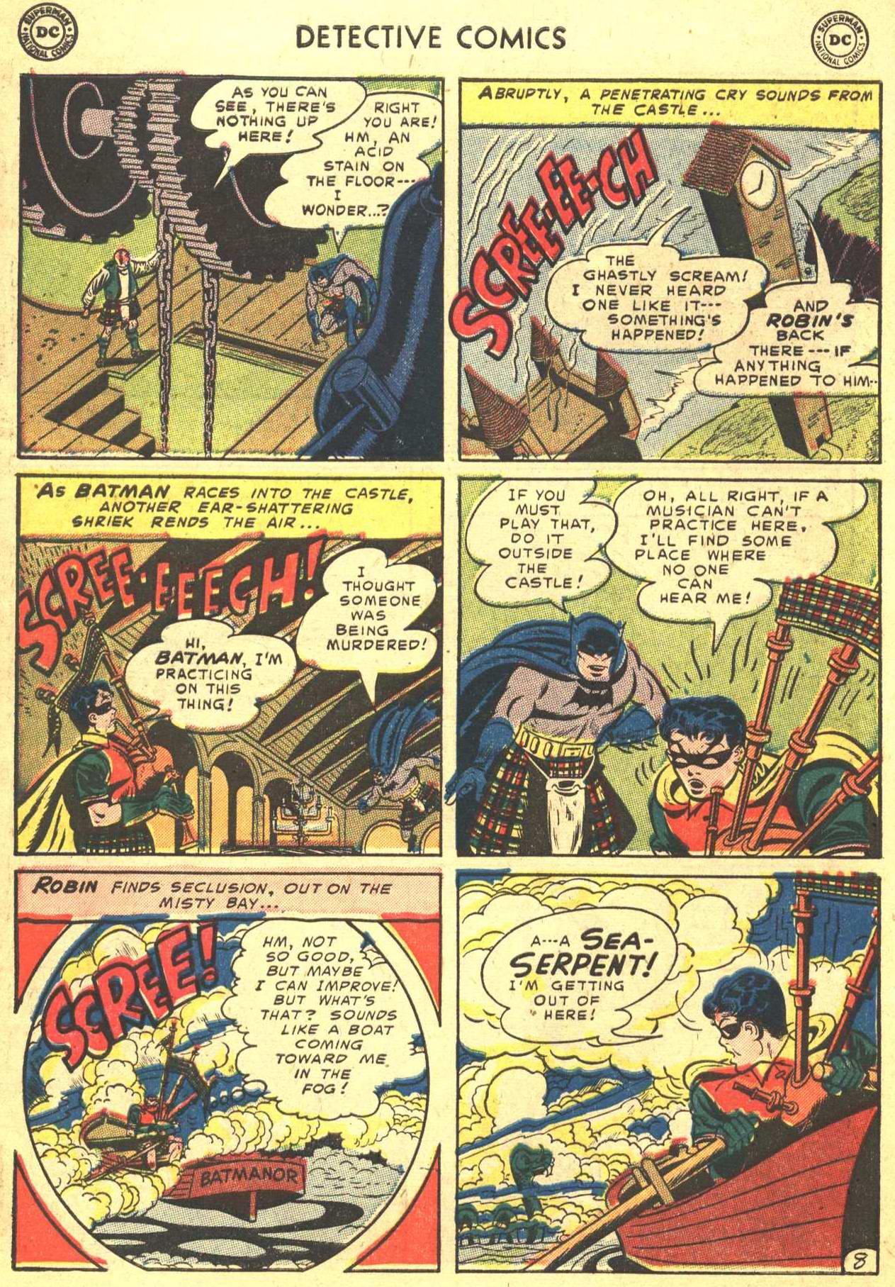 Detective Comics (1937) 198 Page 9