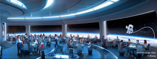 The Latest on Space-Themed Restaurant at EPCOT + Construction