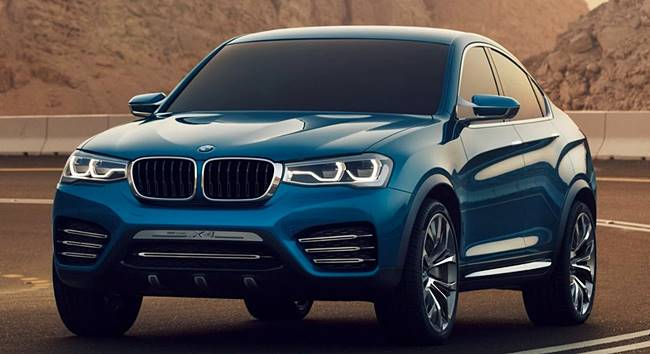2018 bmw x4 g02 bmw redesign. Black Bedroom Furniture Sets. Home Design Ideas