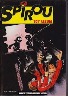 Album Spirou 201