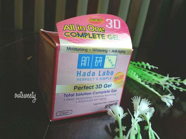 Review Hada Labo Perfect 3D Gel