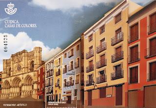CUENCA, CASAS DE COLORES