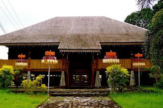 Wisata rumah adat Adat Bangka Belitung