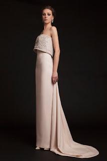 vestido de noiva estilista Krikor Jabotian