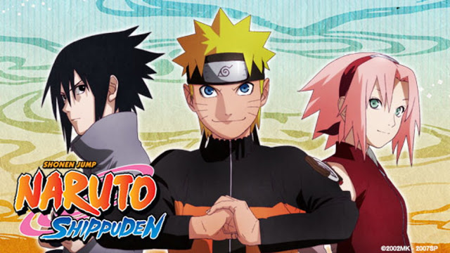 Download Batch All Opening and Ending Theme Naruto Shippuden