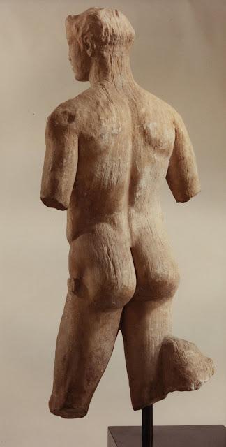 Χ.Τσιρογιάννης: Ύποπτης προέλευσης αρχαίο άγαλμα βγαίνει στο σφυρί