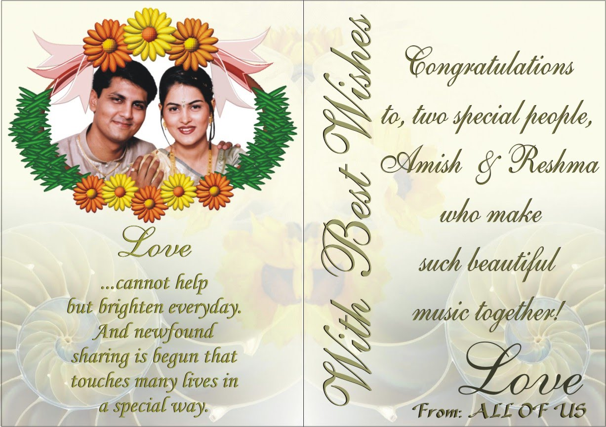 Wedding cards with couple mdk greeting cards wedding cards with couple kristyandbryce Choice Image