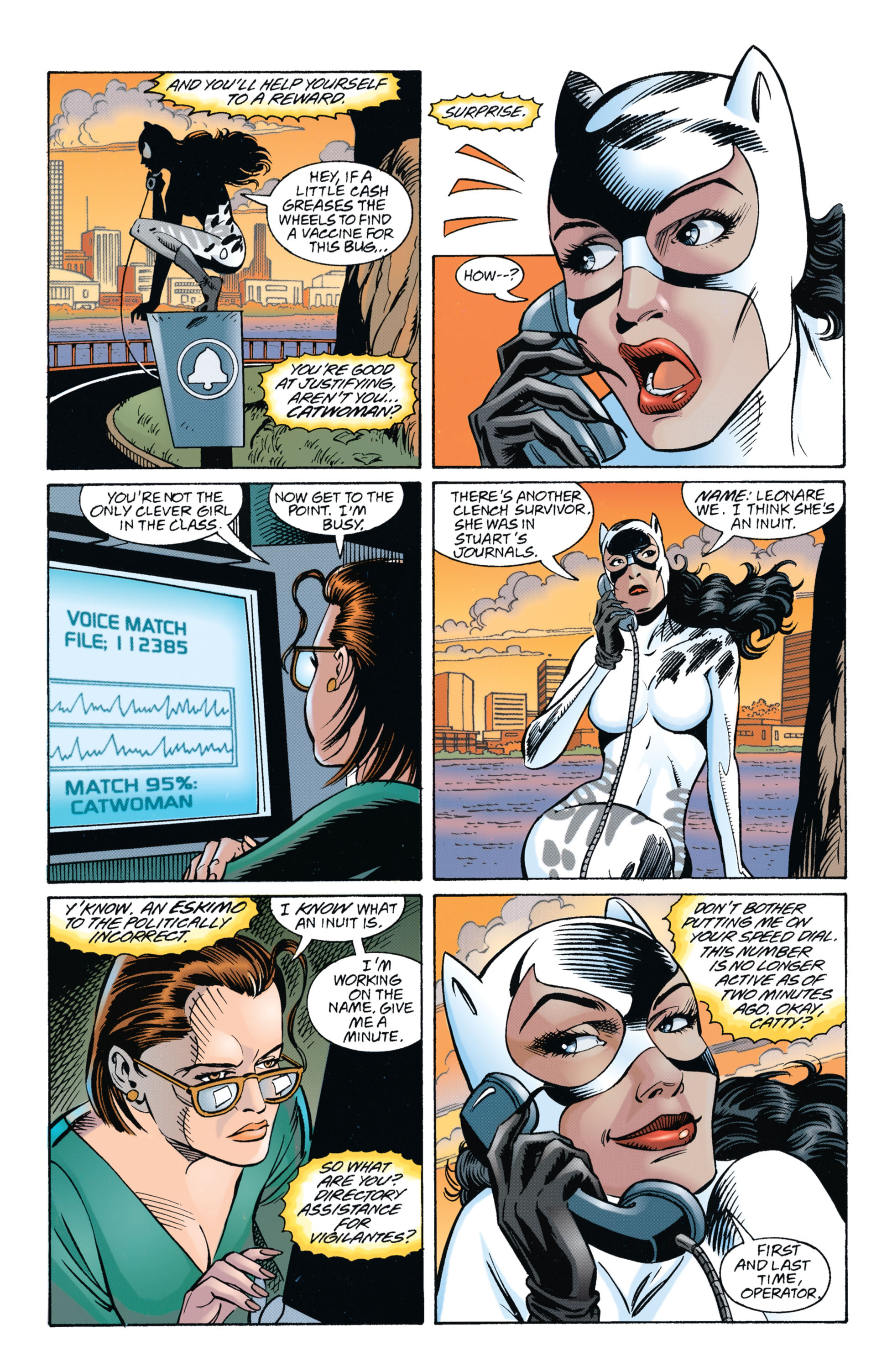 Detective Comics (1937) 696 Page 14