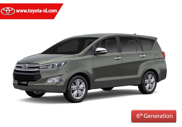 All New Kijang Innova Reborn Camry Philippines Sejarah Toyota Di Indonesia | Astra