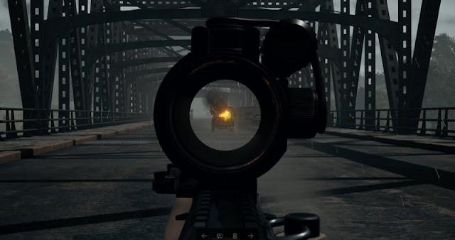 pubg köprü tutmak