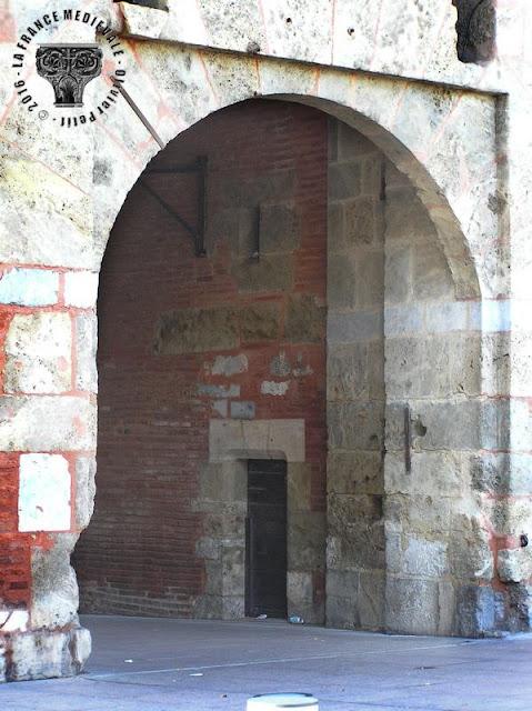 PERPIGNAN (66) - Le Castillet (XIVe-XVe siècles)