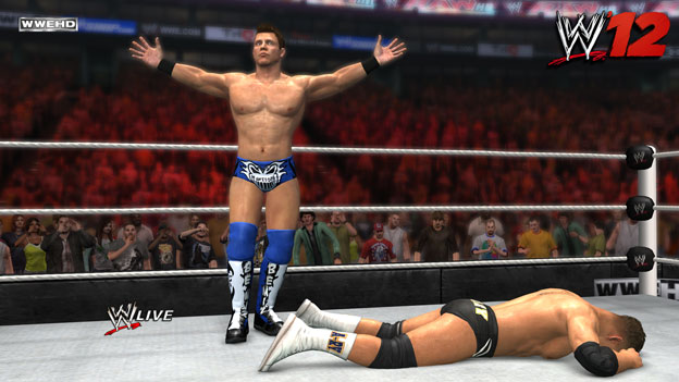 Download Game WWE 12 For PC Full Version | Murnia Games