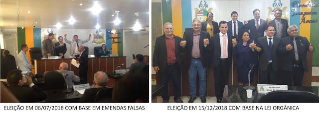 Pleno do TJMA restabelece decisão de desembargadora e eleição de Marinho do Paço se torna ilegal