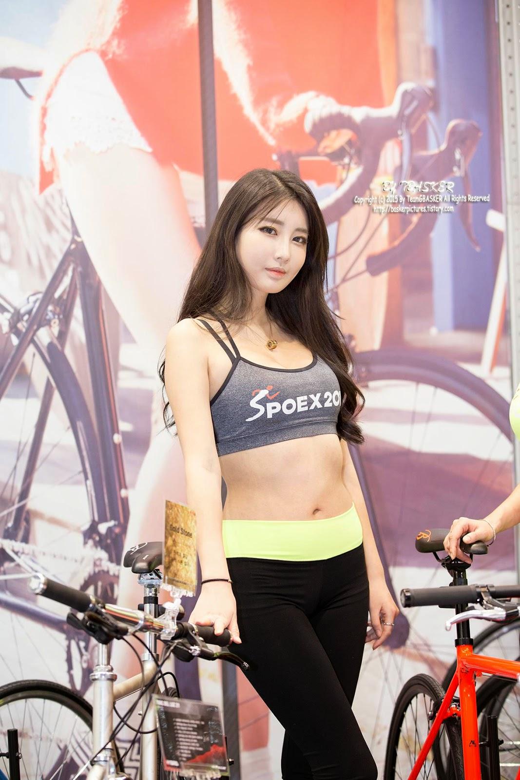 Shin Se Ha - SPOEX 2015