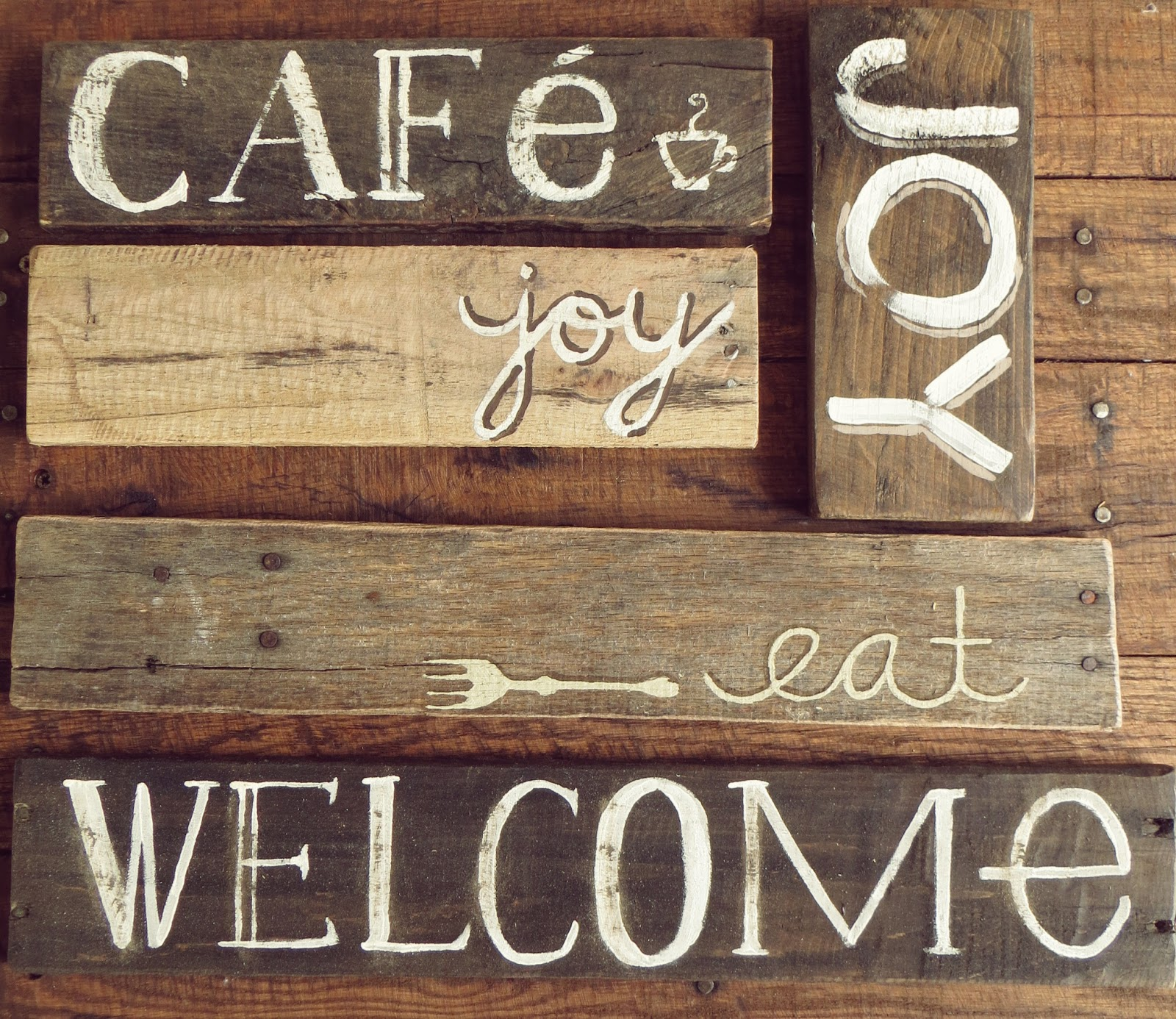 Namely Original Pallet Wood Sign Ideas