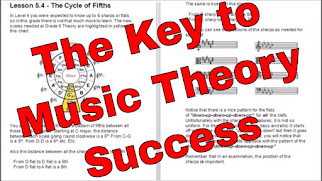 Music Theory Practice