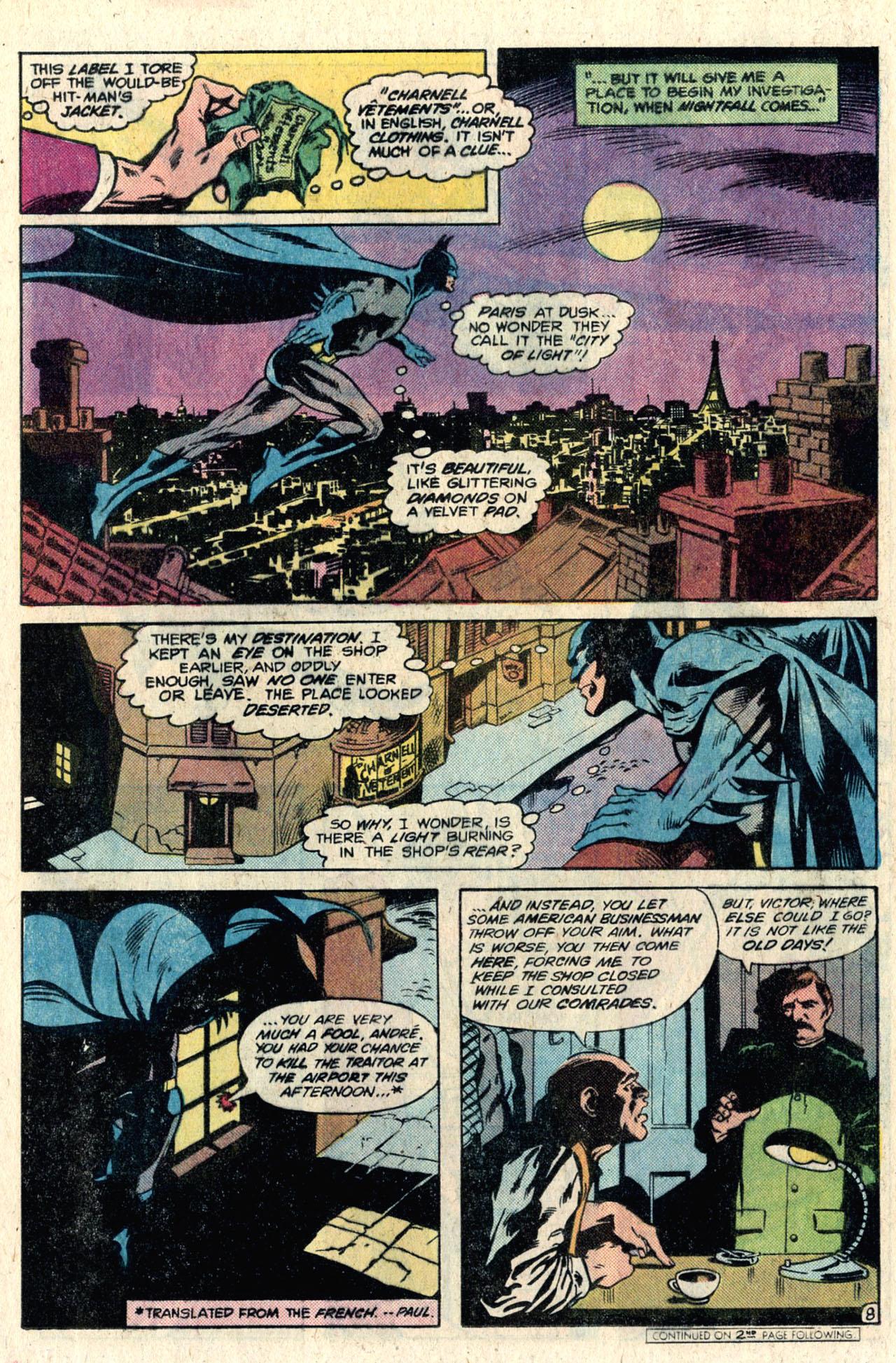 Detective Comics (1937) 501 Page 11