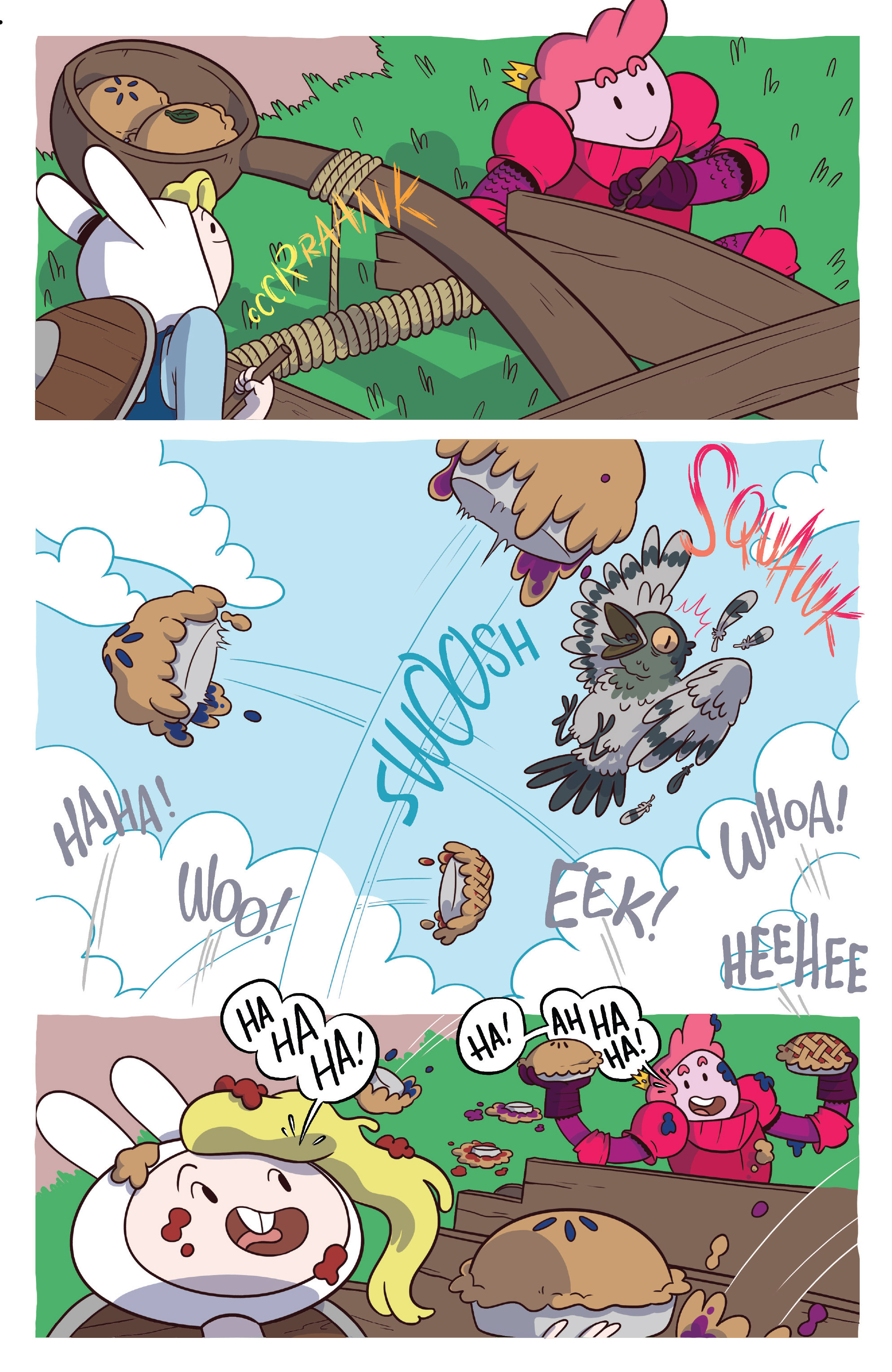 Read online Adventure Time Fionna and Cake Card Wars comic -  Issue #3 - 19