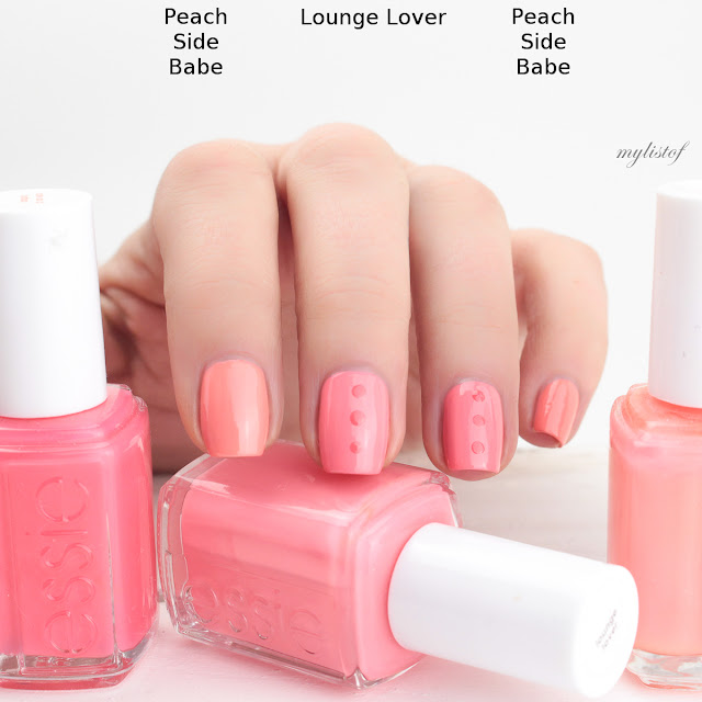Dupe Essie Lounge Lover