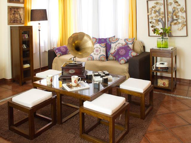 Muebles Para Casas Pequenas 3 Mesas De Centro Practicas Para - Mesas-para-salones-pequeos
