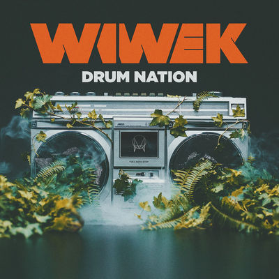 Wiwek - Drum Nation (EP) - Album Download, Itunes Cover, Official Cover, Album CD Cover Art, Tracklist