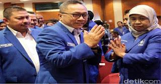 Ketua MPR Zulkifli Hasan : Gedung MPR Rumah Rakyat, Pendemo Boleh Beristirahat di Kompleks MPR