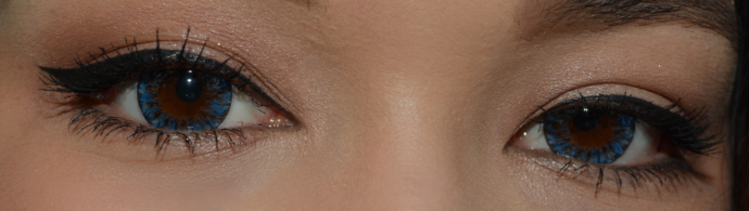 Vassen Fynale Naomi Blue, Vassen, Loveshoppingholics, Circle lens, Circle Lenses, circle lens shop, liquid eyeliner, Angel Key, Little Devil, Little Devil Liquid Liner, PYT, 小恶魔畅行无阻眼线液笔-魔法黑, 時尚小魔女, 霸比凱莉, 小惡魔