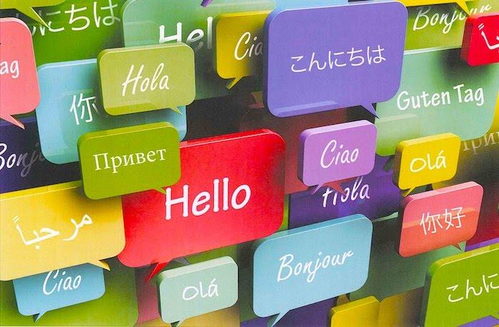 Lingue del mondo le piu 39 parlate il - Le fiere piu importanti nel mondo ...