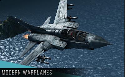 Modern Warplanes v1.1 Apk Terbaru Free Download screenshot 3