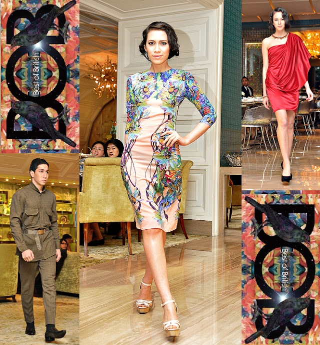 BEST OF BRITISH TRUNK SHOW SS12 AT HOTEL MULIA