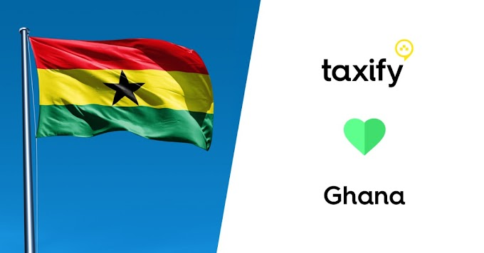#TheJourneyTo61: Taxify celebrates Ghana's Independence with 61 Free rides for 6 winners