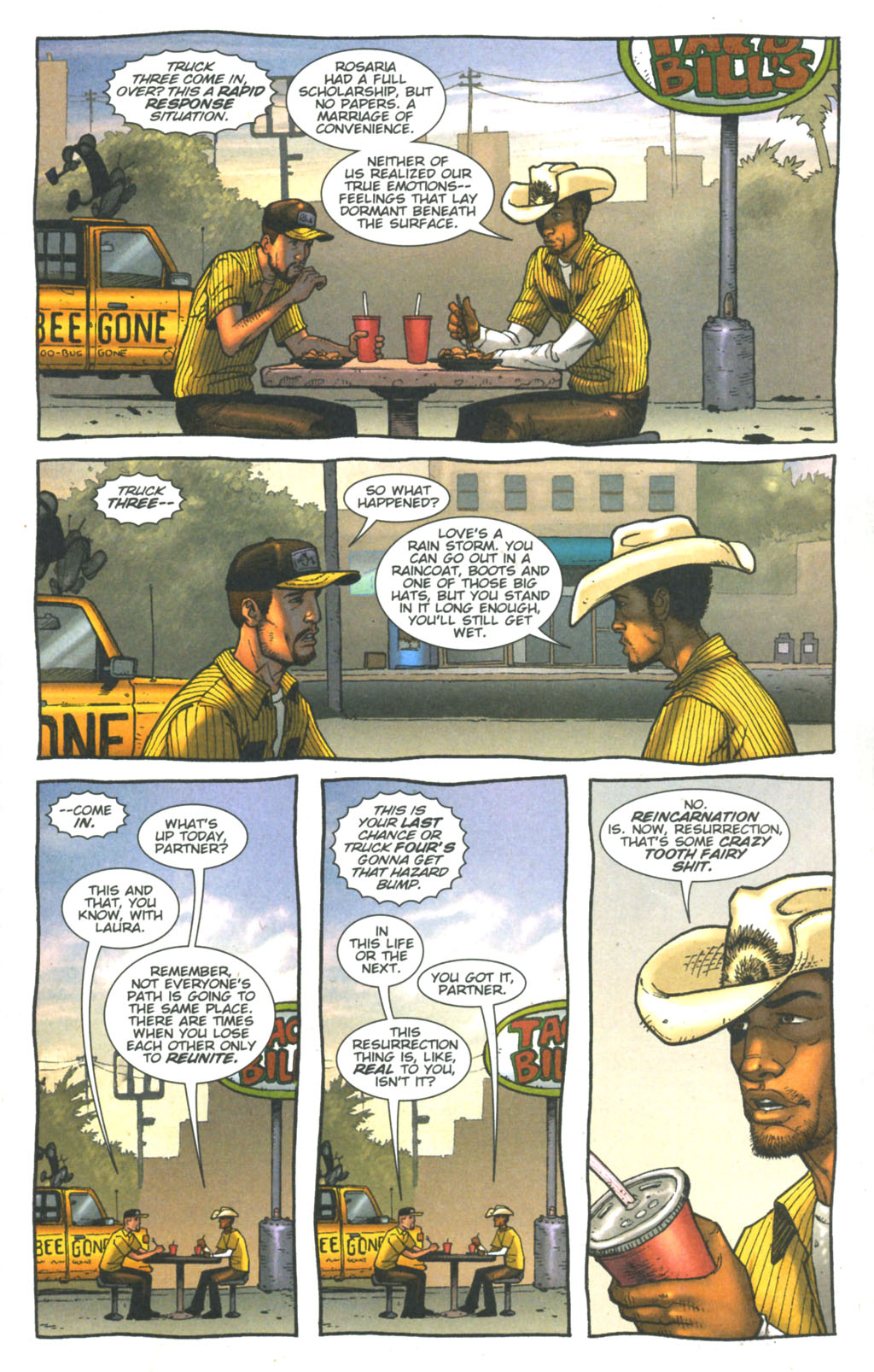 Read online The Exterminators comic -  Issue #6 - 7