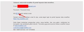 Cara Mendaftar Akun MySmartfren Terbaru