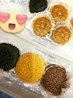 Resepi Kuih Bulan Halal Cina Mooncake